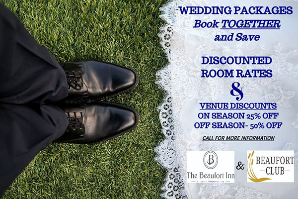 wedding packages special promo